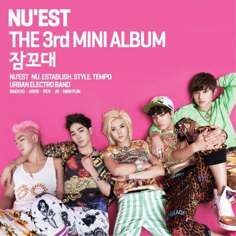 nuest the 3rd mini album